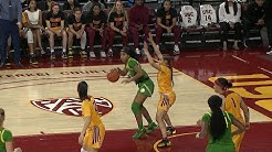 No. 3 Ducks extend winning streak to 12 after 93-67 victory over Trojans
