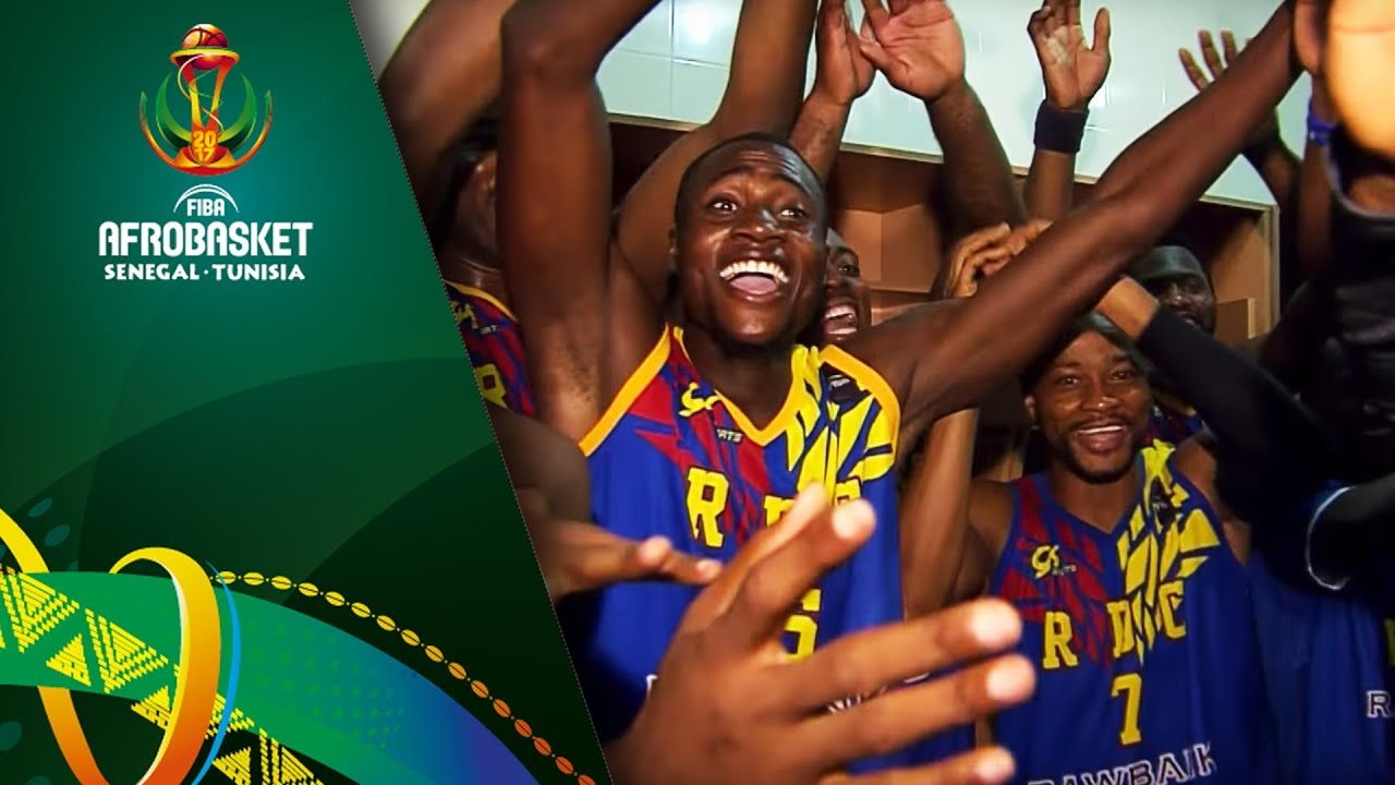 Behind the Scenes: DR Congo celebrates after win against the reigning champions Nigeria!
