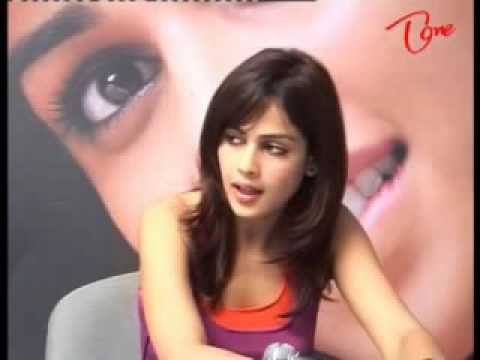 Interview With Heroine Genelia D'Souza