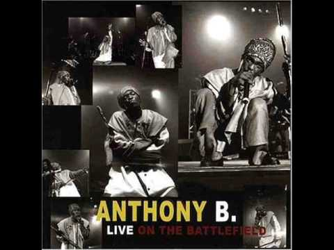 Anthony B   -   Equal Rights    Johnny B Goode  2002