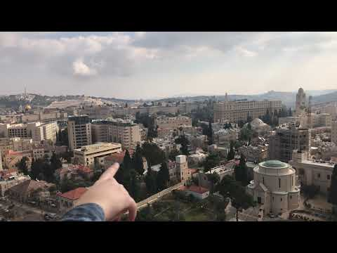 Jerusalem, Israel ~ The Leonardo Plaza, King Solomon Suite