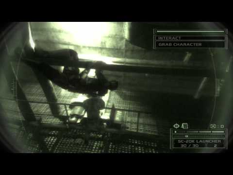 Splinter Cell Chaos Theory Entire(?) Playthrough Pt. 1