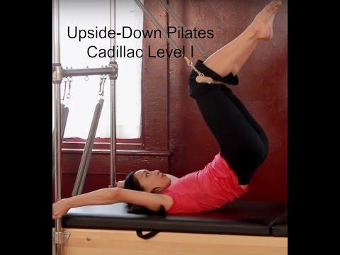 Upside-Down Pilates - Level I Cadillac