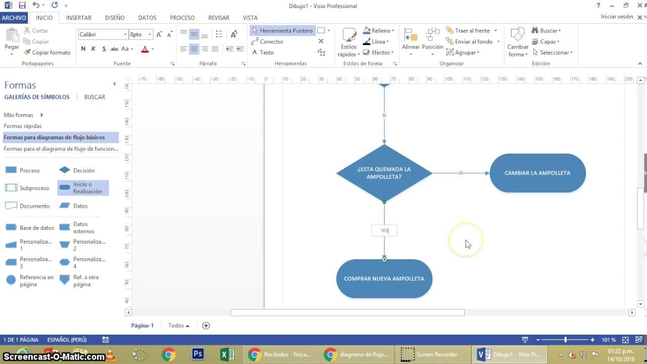 diagrama de flujo visio 2013 gallery