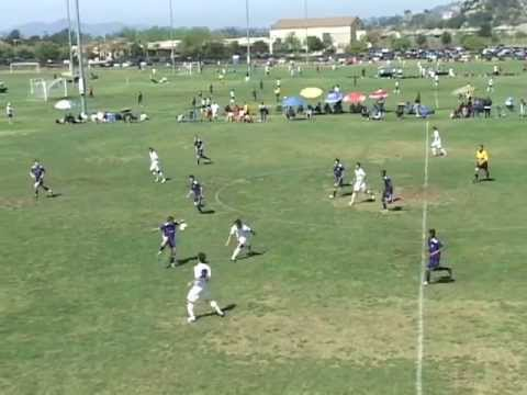 2013 Cal South National Cup: ( Full Game) LA Premier FC vs San Diego Surf Academy B97/98
