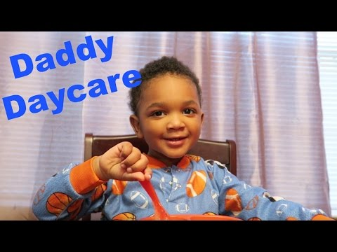 DADDY DAYCARE/BEST HUSBAND EVER! - The Minor Life Family Vloggers