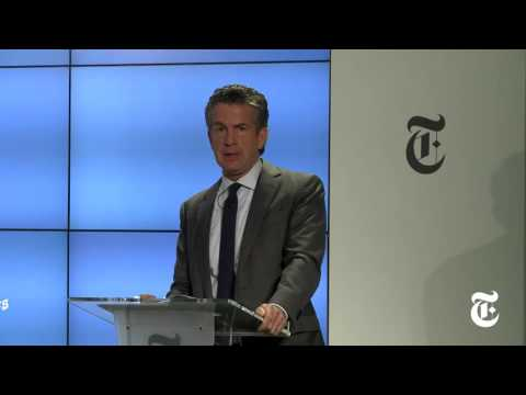 New York Times | International Luxury Conference | 2016 | Day 1 - Welcome Remarks
