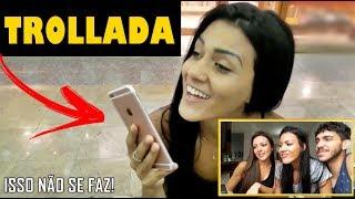 ACHEI UM  IPHONE NA LOJA DE BRINQUEDOS! - A PIOR TROLLAGEM!!!! -  Pérolas da J@que