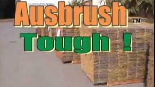 Brushwood Fencing Panels By 'ausbrush'