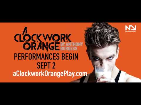 A Clockwork Orange Broadway Trailer