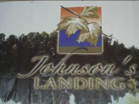 JOHNSON'S LANDING ACTIVE ADULT LIVING 55+ COMMUNITY WATERFRONT WATER VIEW HOMES LOTS