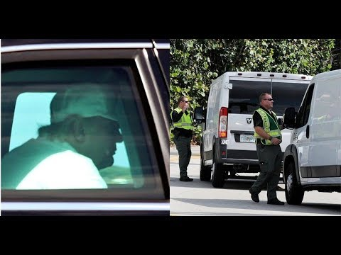 BREAKING NOW! ALL OF TRUMP'S MOTORCADE DRIVERS FIRED AFTER TERRIFYING FIND FOUND IN THEIR VAN!