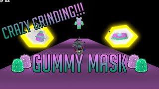 CRAFTING *OP* GUMMY MASK!!! - ZO VEEL HONEY!! - ROBLOX BEE SWARM SIMULATOR