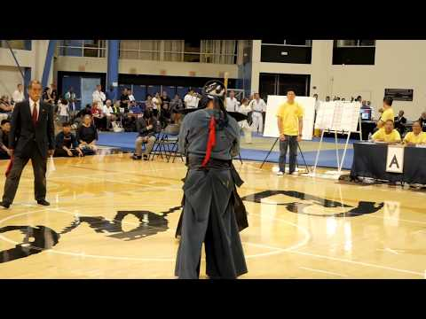 Kendo 2017 Nikkei Games Kachinuki Mixed Team Division: Finals