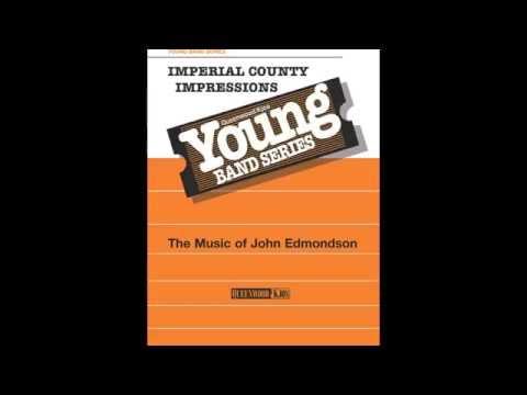 IMPERIAL COUNTY IMPRESSIONS by John Edmondson
