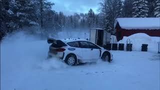 M SPORT SWEDEN TEST 2018