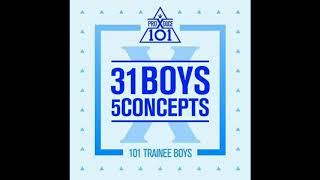 Audio ] produce x 101 da.vi (daily ...