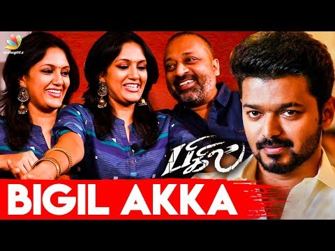 Double Dhamaka : Devadarshini And Chetan Interview | Thalapathy Vijay's Bigil, Karthi's Kaithi