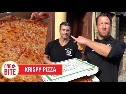 Barstool Pizza Review - Krispy Pizza (Brooklyn)