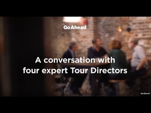 Expert Tour Directors take every Go Ahead tour to the next level