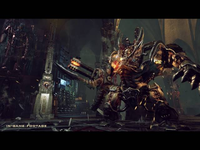 Warhammer 40.000: Inquisitor — Martyr (видео)