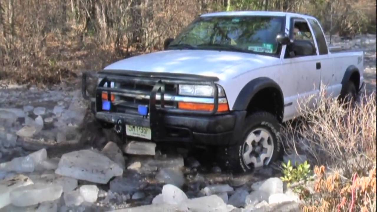 All Chevy 2002 chevrolet s10 : 2002 Chevy S10 ZR2 - YouTube