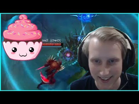 Zven Shows How to Use Caitlyn's Cupcakes | Bjergsen's Volibear - Best of LoL Streams #313