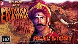 PRITHVIRAJ CHAUHAN 2019 Real Story Official Trailer | Akshay Kumar | Untold Story | Official Teaser