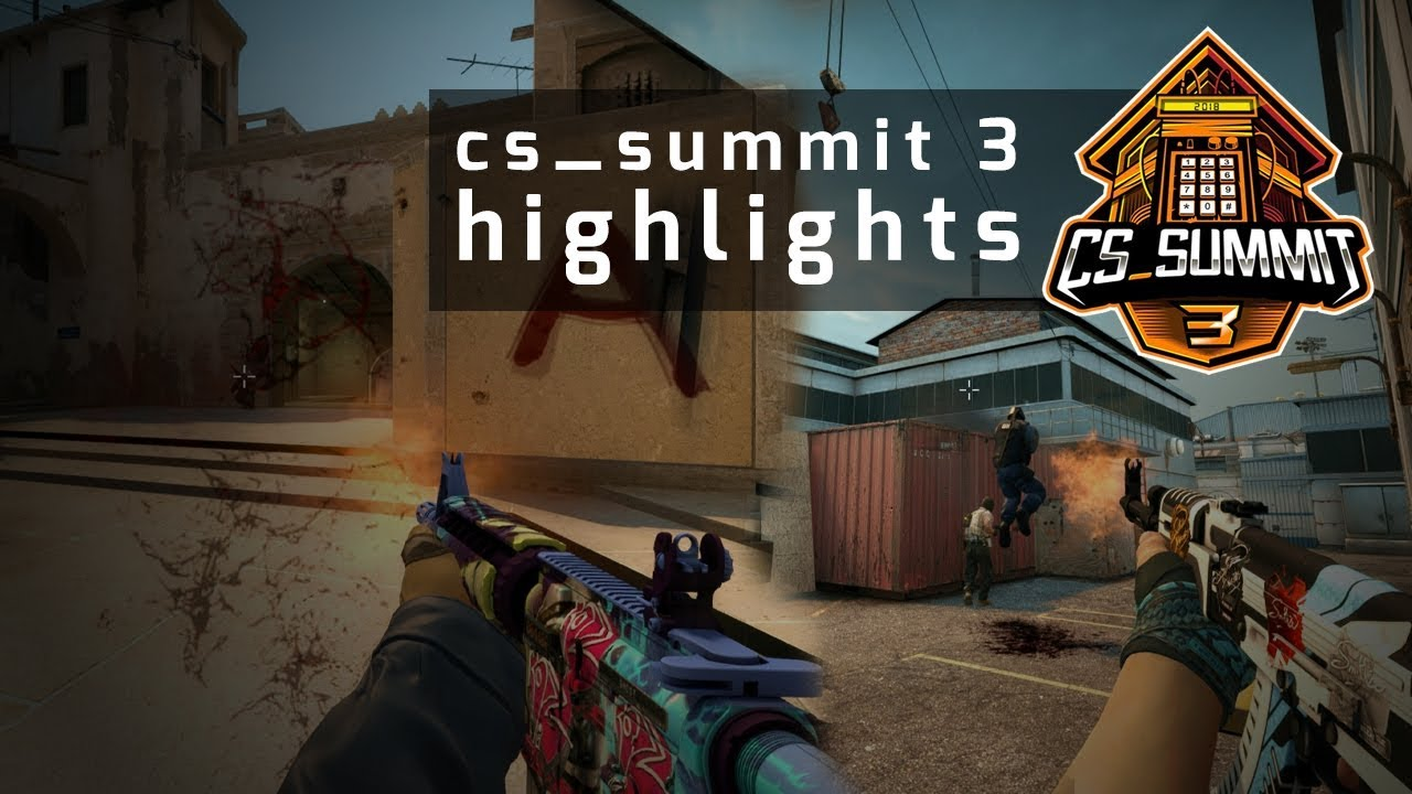 Cs Summit 3