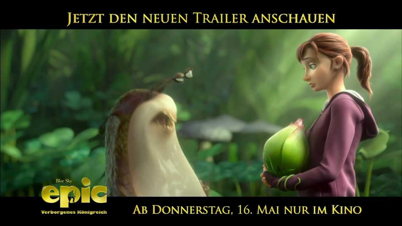 Epic Verborgenes Königreich Ganzer Film Deutsch