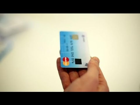 Zwipe, MasterCard Announce Credit Card with Built-in Fingerprint Sensor