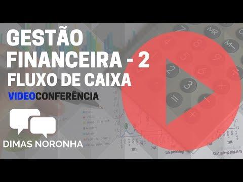 Gestão Financeira - Fluxo de Caixa | Dimas Noronha