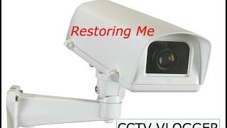 Restoring A CCTV Housing