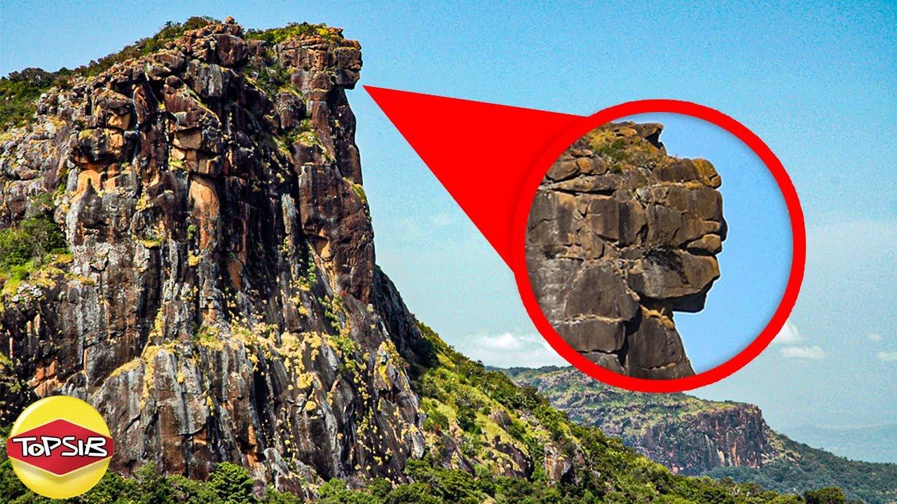 10 การค้นพบสุดลึกลับชวนขนลุกบนภูเขา (น่ากลัว)