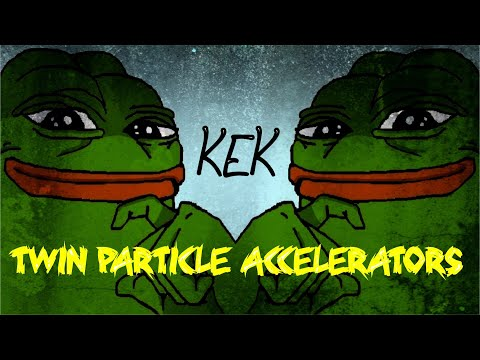 Who is KEK? Memetic Magic, Chaos & Twin Particle Accelerator Facilities Mandela Effect 2017