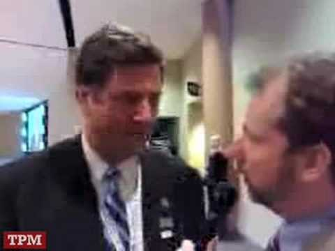 TPMtv Talks With George Allen At The RNC
