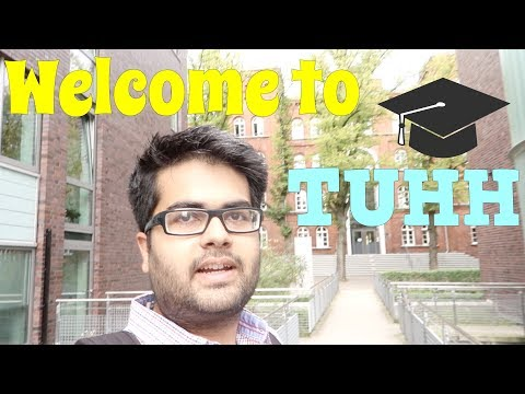 Technical University of Hamburg Campus Introduction: TUHH