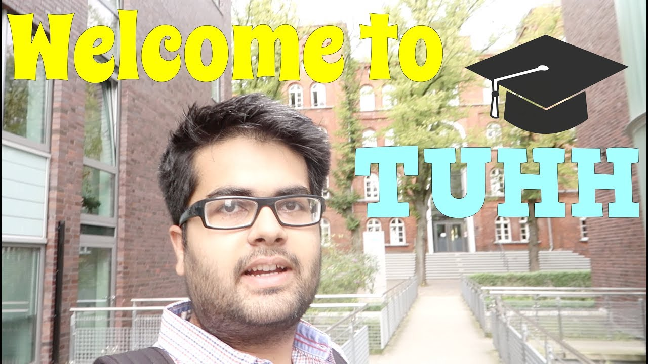 Download Technical University of Hamburg Campus Introduction: TUHH