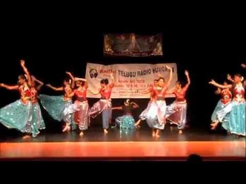 Fusion Dance @ Radio Hungama show :Infused Performing Arts