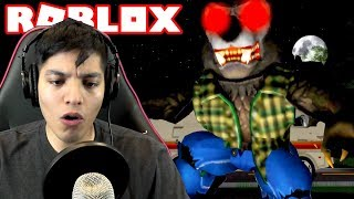 I WENT ON A ROAD TRIP IN ROBLOX AND IT DIDNT GO TO WELL! ROBLOX ROAD TRIP HORROR SPIEL