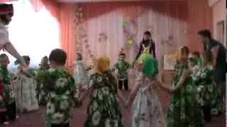 видео Весенний утренник во 2 младшей группе №4