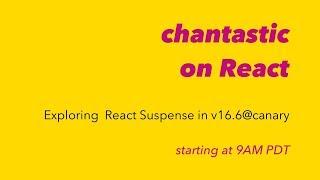 Explore React Suspense