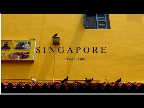 From the Corners of Singapore | A Travel Film