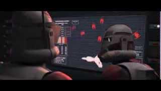 Star Wars The Clone Wars - Commander Thorn