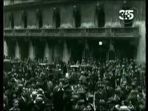 Мгновения XX века 1929 - Черная пятница