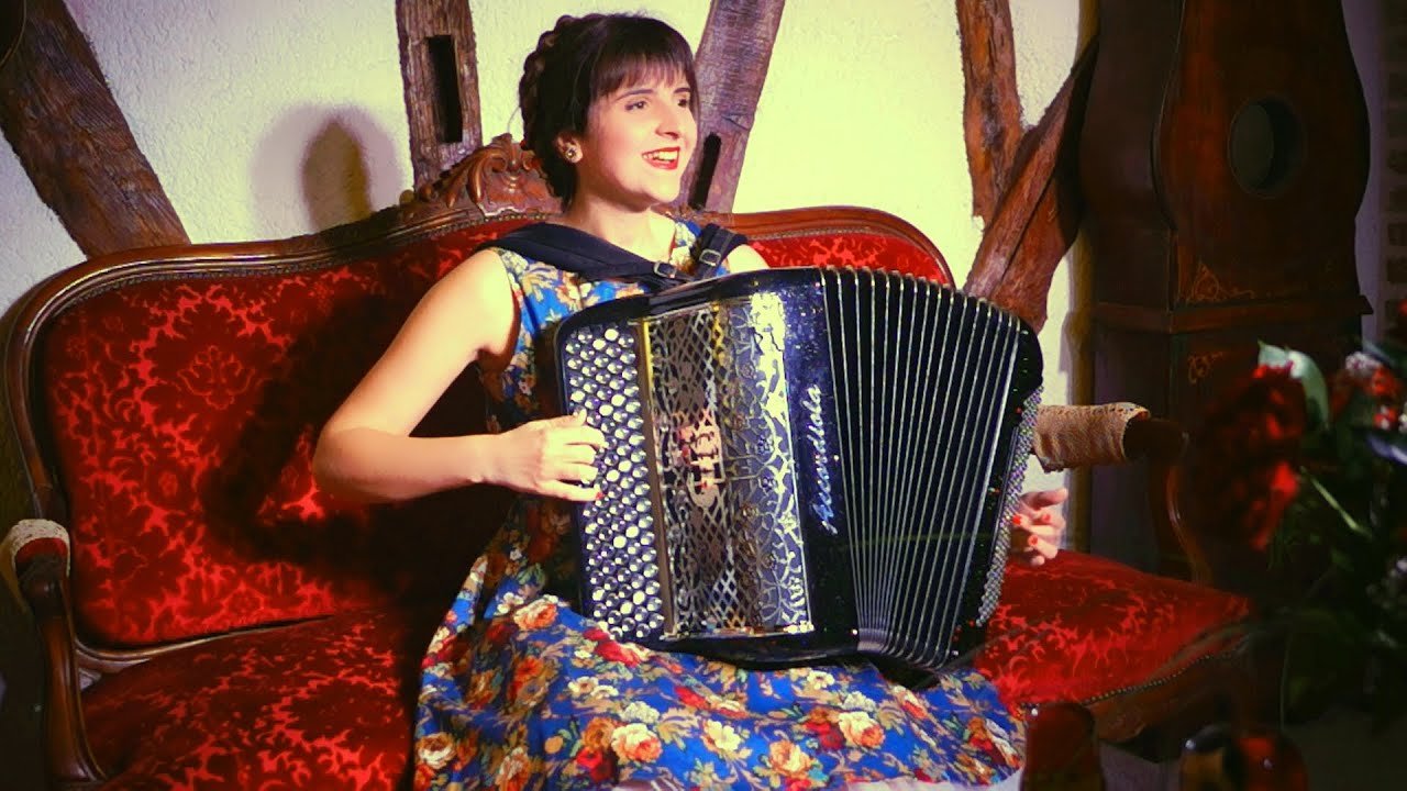 Лизавета - Народные Песни Русская Музыка - Russian Folk Music That Will Make You Thrill