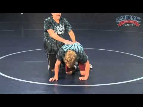 Youth Wrestling: Advanced Pinning
