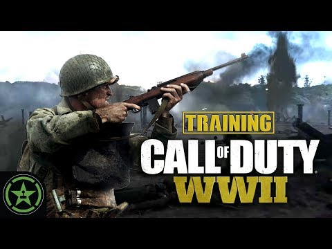 Call of Duty: WWII - Training for the War