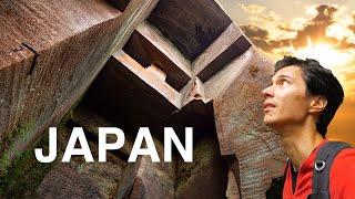 Hiking The Sawtooth Mountain in JAPAN (日本語字幕)