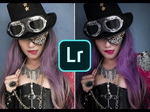 LIGHTROOM MOBILE TUTORIAL: EASY Photo Editing (English subtitles)